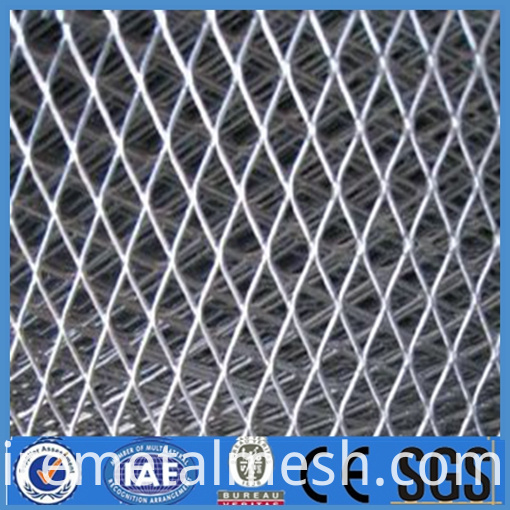 High Quality Expanded Plastic Wire Mesh