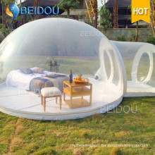 OEM Party Events Wedding Tents Dome Camping Tents Inflatable Transparent Clear Bubble Tent