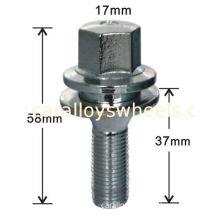 Custom Universal Auto Alloy Wheel Bolt Fastener Parts