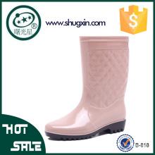 Damensommer Regenschuhe Damen Regen Schuhe Großhandel