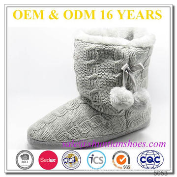 Fuzzy Ankle Cheap Cute Winter Boots For Women