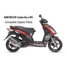Kreidler Galactica 30 RS Complete Spare Parts Original Quality