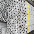 6063-T5, 6061-T6 Tubo redondo de liga de alumínio