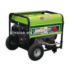 5000watt tragbare LPG powered Generator-Set für den Heimgebrauch