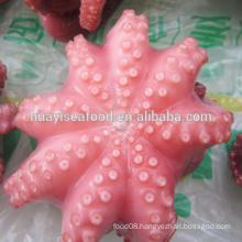 demand of frozen seafood frozen flower shape octopus