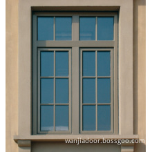 Brown Aluminum Window (WJ-W5)