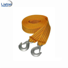10Ton Towing Strap Rope with Forged Hooks