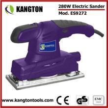 280W mini lijadora de madera eléctrica
