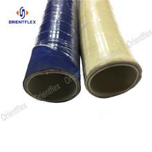white EPDM Food Beverage/chemical flexible hose