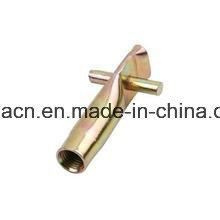 Zócalo de fijación plano de hormigón prefabricado (M6 a M30)