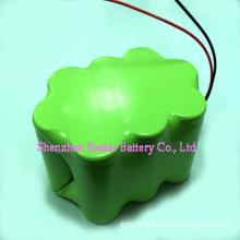 12V NiMH Battery Pack (CE, RoHS)