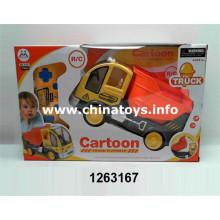 Novo brinquedo de carro caminhão de controle remoto de saneamento (1263167)