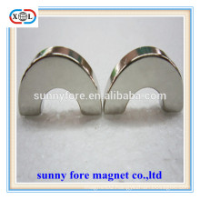 powerful half ring shape permanent lifting magnet