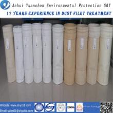 Fabrik liefern direkt Acrylstaub-Filtertüte für Metallurgie-Industrie mit freier Probe