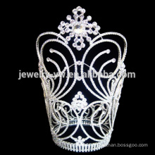 tall pageant crown tiara fashion accessories pageant tiara crown