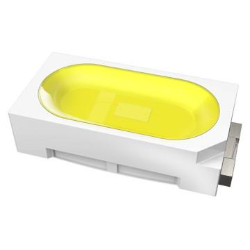 2015 mejor venta SMD 3014 vista lateral no impermeable luces de tira llevadas