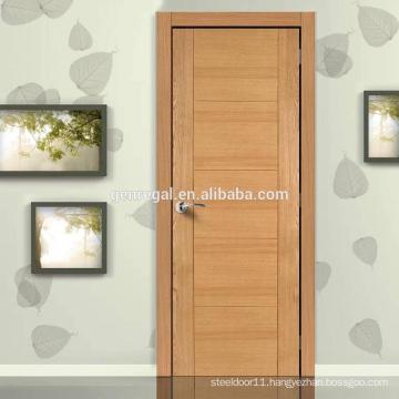 Simple design wood interior bedroom doors