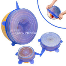 Hot Stretchy Lids for Bowl Silicone Cover