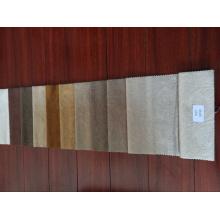 100 Tissu en velours de polyester pour le marché Iran