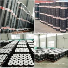 4mm SBS modifizierte Bitumen Dach Abdichtung Membran