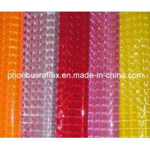 Impression numérique Prismatic PVC réfléchissant feuille