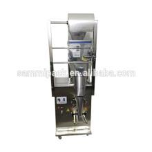 Уплотнение задней стороны заводская цена SMFZ-500 полуавтоматическая упаковочная машина для зерна, мощность