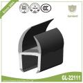 Behälterdichtungsstreifen PVC H Dichtungsbreite 18mm