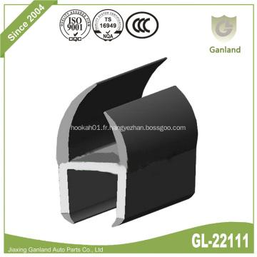 Joint d'étanchéité pour conteneur, largeur de joint 18 mm, PVC H