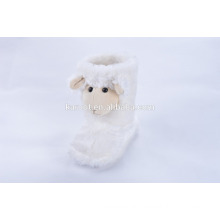 warm terry cloth slipper women winter boots snow boots