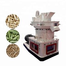 Ring Die Wood Pellet Machine Wood Biomass Rice Husk Pellet Making Machine