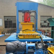 plastic block making machine pavement hydraulic brick machine