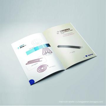 Высококачественная переплетная печать по каталогам