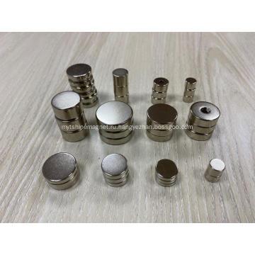 Пользовательские дисковые неодимовые магниты