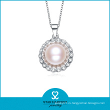 Мода ювелирные изделия ожерелье драгоценный камень в заводской цене (Н-0228)