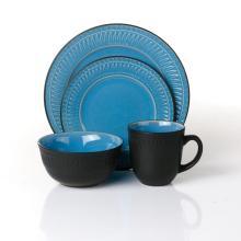 Wholesale New Design 16-piece stoneware dinnerware set