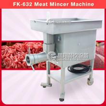 Máquina de aço inoxidável do picador da carne, máquina Fk-632 do picador do cordeiro