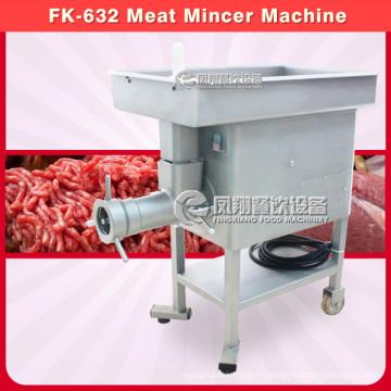 Machine de hachoir de viande d'acier inoxydable, machine de hachoir d'agneau Fk-632