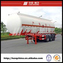 Nouveau camion-citerne chimique (HZZ9408GHY) avec de haute qualité