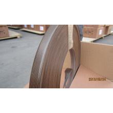 Высокий глянец толщиной 1mm алюминиевая лента Кольцевания края PVC