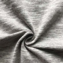 Textured cotton permeate slub single jersey
