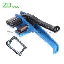 Tensor manual del embalaje de la cinta de la fibra de poliéster (JPQ32)