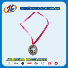 Picture Changeable Plastic Ribbon Jewelry Necklace Toy for Kids