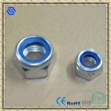 Tuercas de bloqueo de inserción de nylon (DIN985)