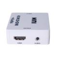 HDMI a HDMI + adaptador de convertidor de audio