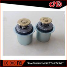 Termostato de motor diesel 6CT 3968559