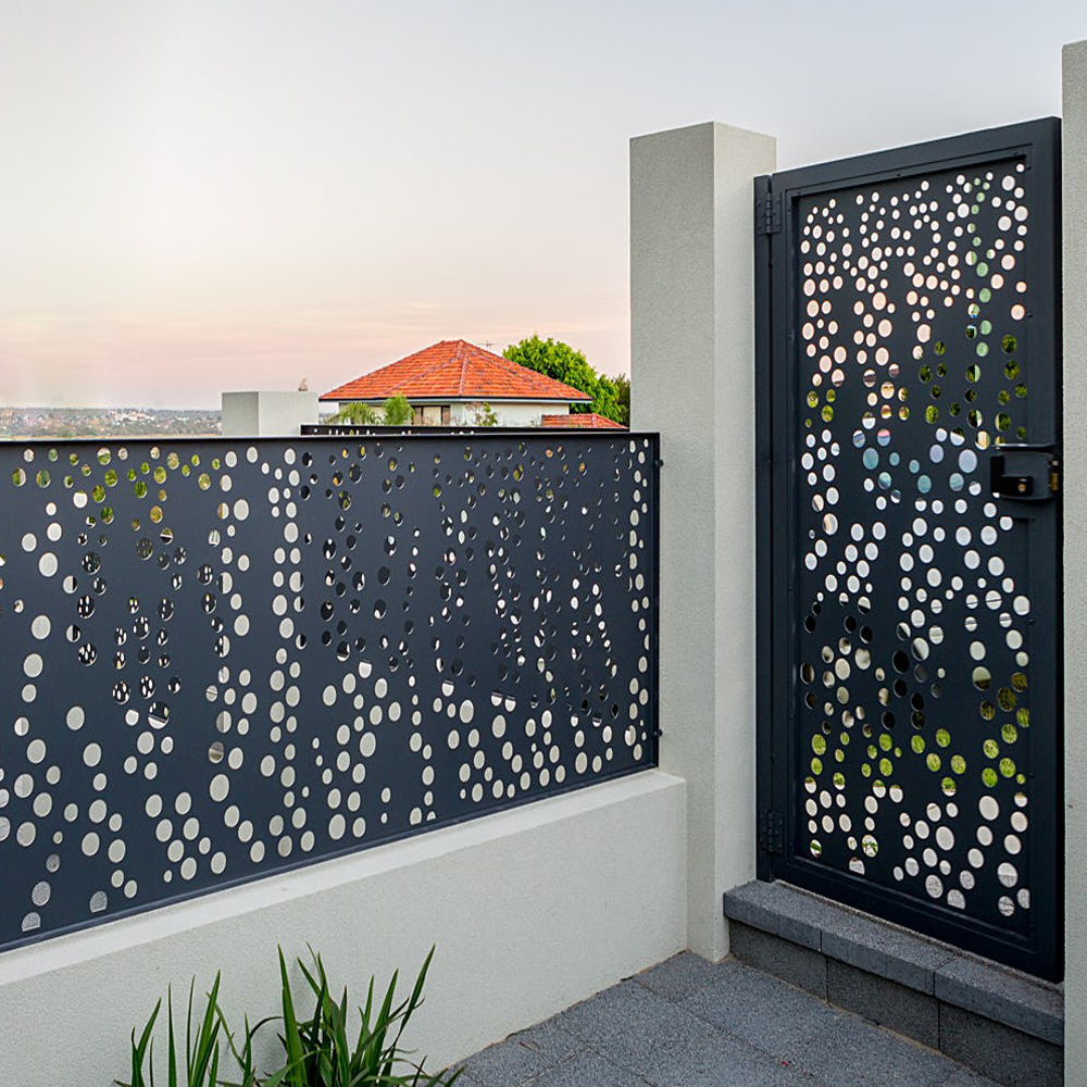 laser Cut Screens Gates Fences