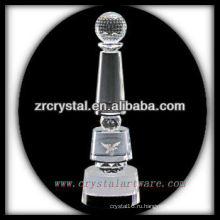 привлекательный дизайн пустой кристалл трофей X072