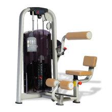 Machine approuvée abdominale de gymnase utilisée par Ce
