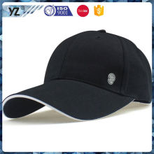 New and hot simple design custom snapback baseball cap fast shipping