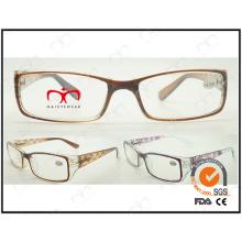 Clássico e quente vendendo óculos de leitura plástica (XL862)
